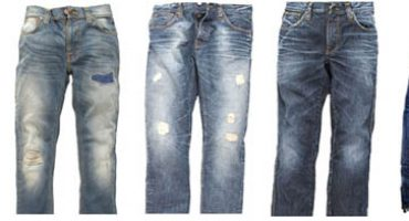 what does rinse wash jeans mean